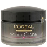 Crema de noche antiarrugas Dermo Expertise Youth CodeRejuvinating Anti-Wrinkle Night Cream de L'Oreal Paris (50 ml)