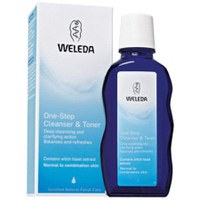Weleda One-Step Cleanser & Toner (100ML)