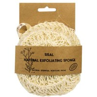 Esponja exfoliante de sisal natural de Hydrea London