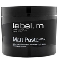 label.m STYLING PASTE MATT 120ml