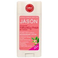JASON Naturally Unscented Deodorant Stick for Women (75g)