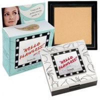 benefit Hello Flawless Powder Foundation - All The Worlds my Stage Beige