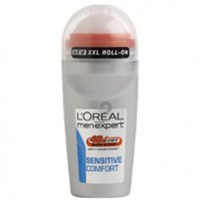 L'Oréal Men Expert Sensitive Comfort Deodorant Roll-On (50ml)