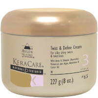 KeraCare Natural Textures Twist & Define Crème (227g)