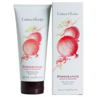 Crabtree & Evelyn Pomegranate, Argan & Grapeseed Body Scrub (175 G)