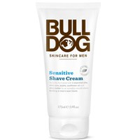 Crema de afeitar piel sensible Bulldog Natural Skincare(175ml)