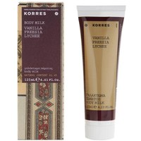 Korres Vanilla, Freesia And Lychee Body Lotion 125ml