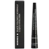 KORRES Liquid Eyeliner Minerals - Black