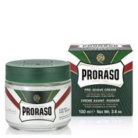 Crema Prorasopara antes del afeitado- Eucalipto ymentol