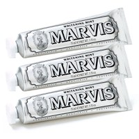 Marvis Whitening Mint Tannkrem Triple Pack (3 x 75 ml)