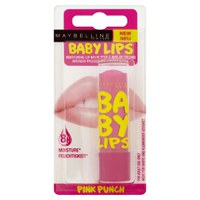 Maybelline Baby Lips Lip Balm - pink punch