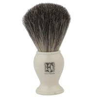 Geo. F. Trumper PB1IP Simulated Ivory Pure Badger ShavingBrush