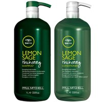 Paul Mitchell Lemon Sage Litre Duo (Shampoo and Conditioner)