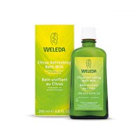 Weleda Citrus Refreshing Bath Milk (200ml)