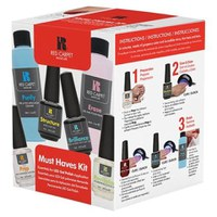 Kit Must Haves de Red Carpet Manicure
