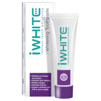"Dentifrice blanchissant ""Instant Teeth Whitening"" d'iWhite (75 ml)"