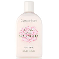Crabtree & Evelyn Pear and Pink Magnolia Body Lotion (250 ml)