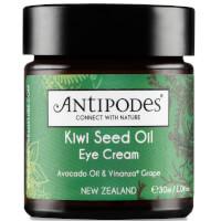 Крем для кожи вокруг глаз с маслом семян киви Antipodes Kiwi Seed Oil Eye Cream