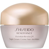 Benefiance WrinkleResist24 Night Cream de Shiseido (50ml)
