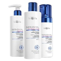L'Oreal Professionnel Serioxyl Kit 2 For Coloured Thinning Hair (625ml)