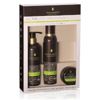 Macadamia Professional Natural Oil 'Get the Look' Volumising Set