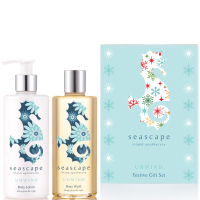Seascape Island Apothecary Unwind Festive Gift Set