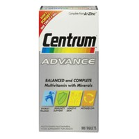 Centrum Advance (100 Tabletten)