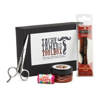 Men Rock The Tache Tamer's Toolbox