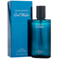 Desodorante Cool Water de Davidoff (75 ml)