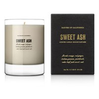 Baxter of California Sweet Ash Scented Candle