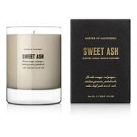 Vela perfumada a ceniza dulce de BaxterofCalifornia