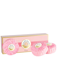 Roger&Gallet Rose Soap Coffret 3 X 100g