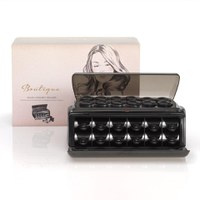 BaByliss Boutique Hair Rollers - Black.