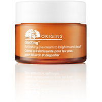 Crema contorno de ojos refrescante Origins GinZing™ Brighten and Depuff (15ml)