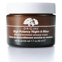 Creme Renovador da Origins High Potency Night-A-Mins, enriquecido com minerais 50 ml