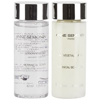 Anne Semonin Botanical Cleanser and Toner Deluxe Travel Size (Worth £14.00) (Free Gift)