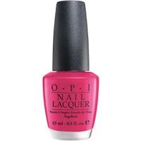 Laque à ongles Classique d'OPI- Rose Flamenco (15ml)