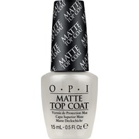 OPI Matte Top Coat (15ml)