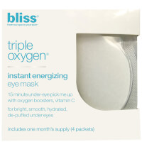 bliss Triple Oxygen Masque Yeux Énergisant Instantané de 100ml