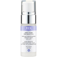 Shot beauté contour des yeux liftant et illuminateur Keep Young and Beautiful™ REN (15 ml)