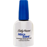 Esmalte de acabado Mega Shine Top Coat de Sally Hansen 12,7 ml