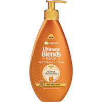 Loción corporal Ultimate Blends Restoring Lotion de Garnier Body (400 ml)