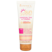 Rimmel Sunshimmer Gradual Tan & Tone Lotion 125 ml