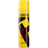 Laque Studio/Pro Lock It de L'Oréal Paris - Ultra forte (400 ml)