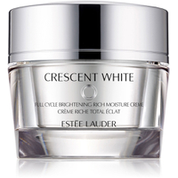 Crema Hidratante Iluminadora Estée Lauder Crescent White Full Cycle Brightening Rich (50ml)