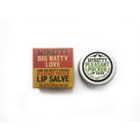 Mr Natty Pleasant Pucker Lip Salve 10g
