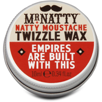 Mr Natty Moustache Twizzle Wax 10 ml