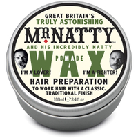 Mr Natty Pomade Wax Hair Preparation 100 ml