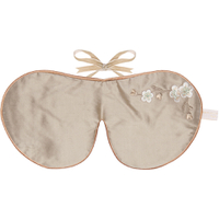 Holistic Silk Lavender Eye Mask - Bronze Blossom