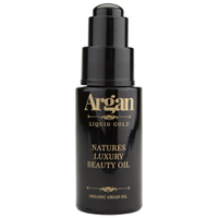 Aceite Natures Luxury Beauty Argan Liquid Gold 30 ml